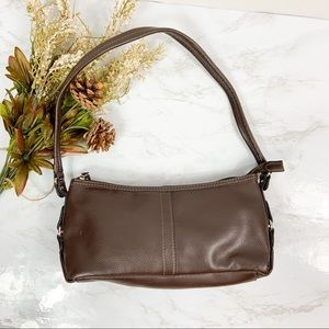 Brown Handbag Purse by Relic Vegan leather